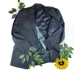 Brooks Brothers Sharkskin Wool Blazer Sports coat